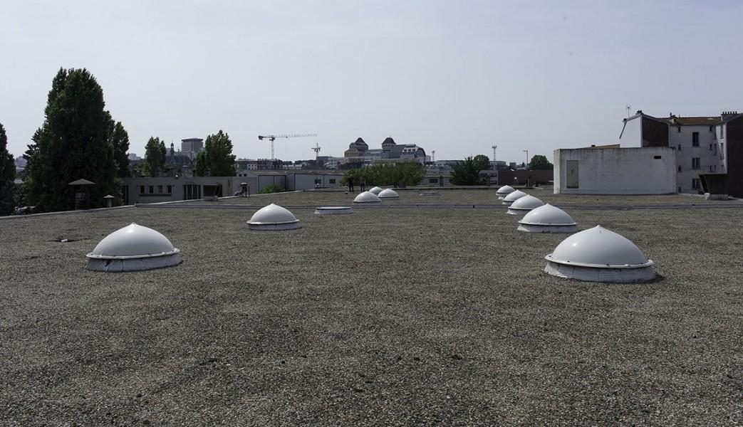 Le site du Centre technique municipal de Pantin. © Ville de Paris-Jean-Pierre Viguié