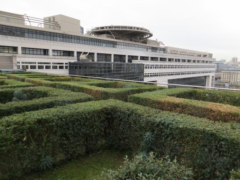 Ministère de l'Economie et des Finances. Source : Mairie de Paris Antoine Polez®