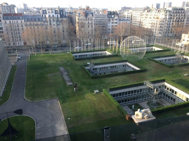 Site de la Place de Fontenoy 7e © Unesco