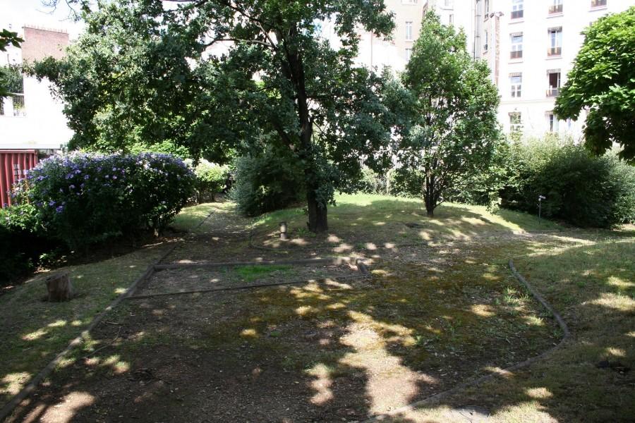 Site du Jardin de la Miollis 15e © Unesco