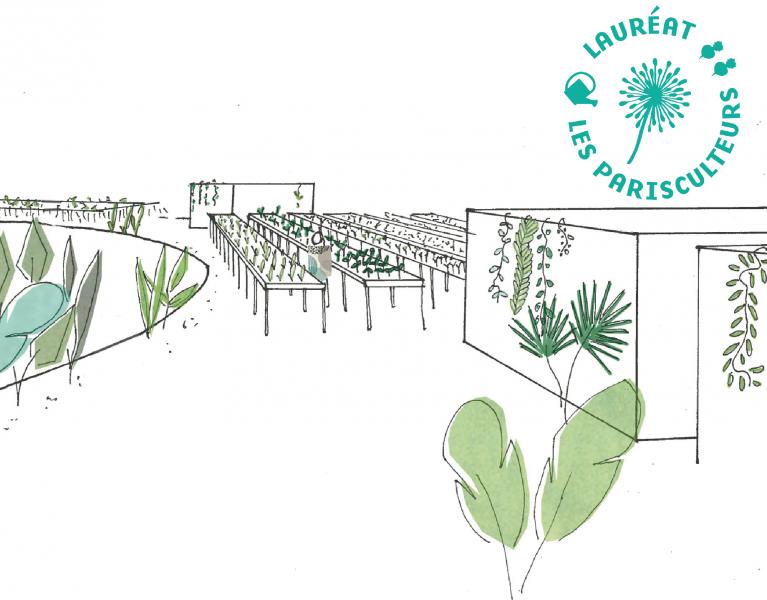 Projet lauréat : La ferme Lachambeaudie