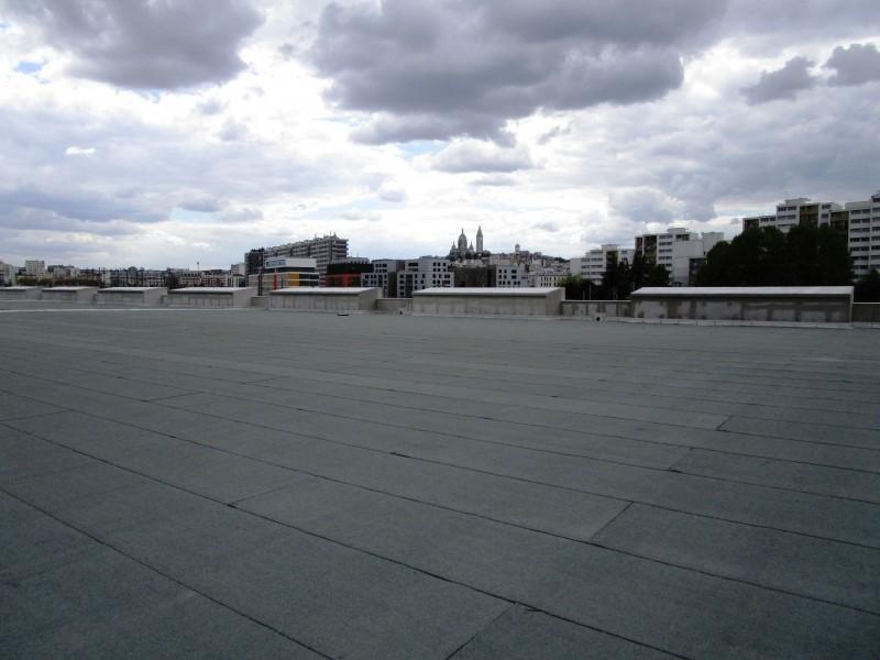 Chapelle international. Source : Mairie de Paris