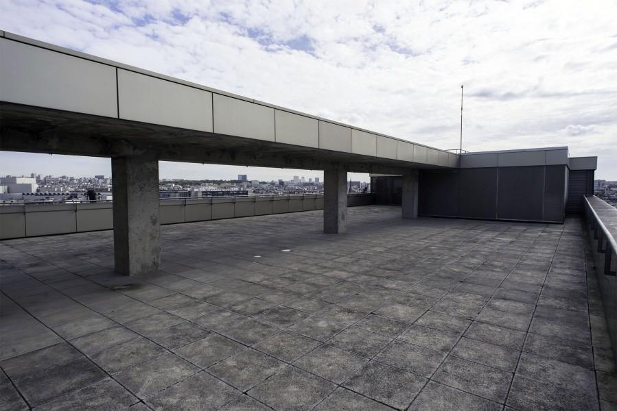Siège de la RMN GP. Source : Mairie de Paris - Jean-Pierre Viguié®