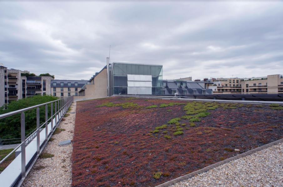 Site Jacqueline Auriol. Source : Mairie de Paris Jean-Pierre Viguié®