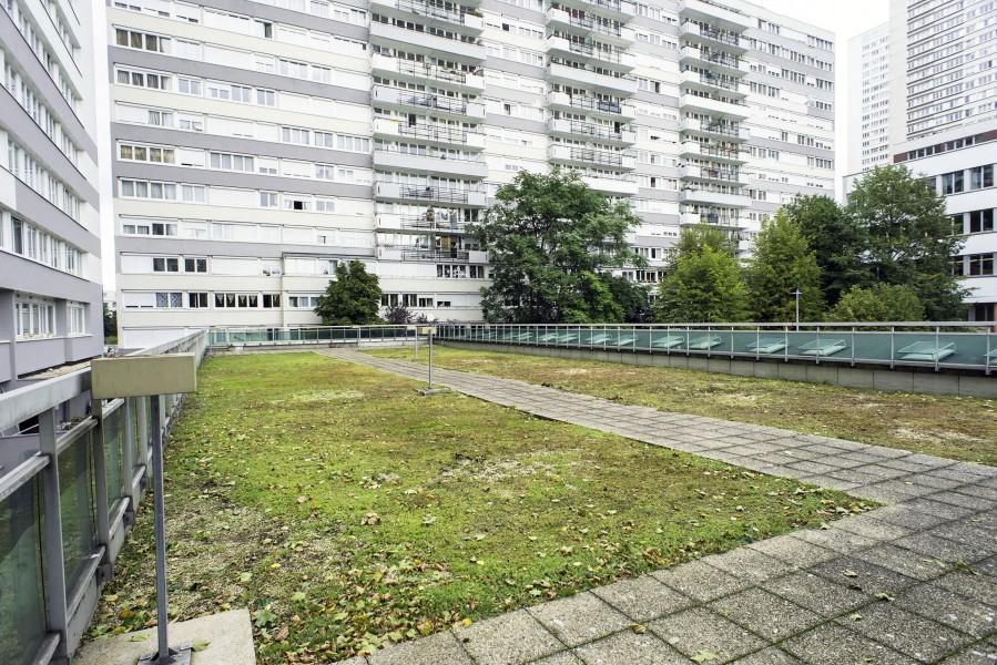 Gymnase Choisy. Source : Mairie de Paris - Jean-Pierre Viguié®