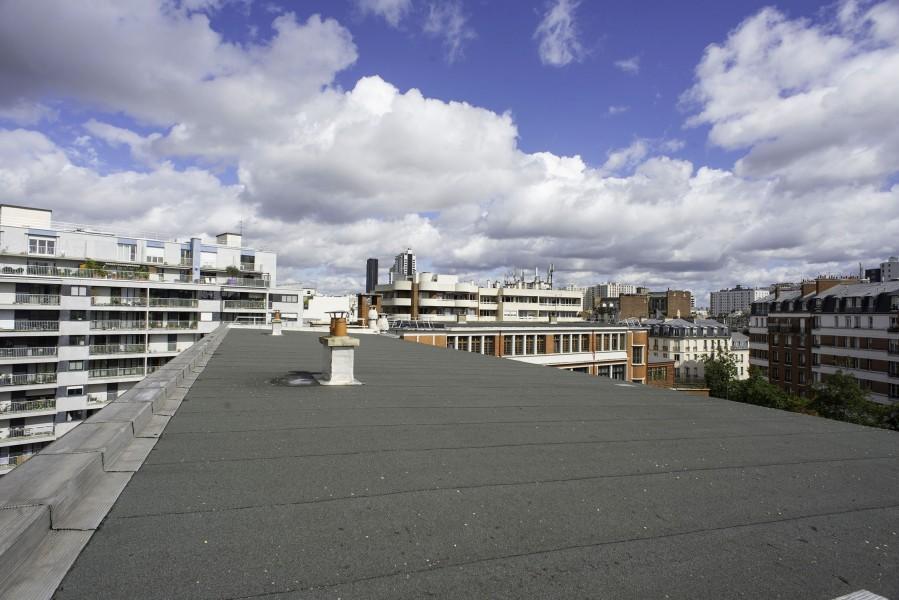 Collège Modigliani. Source : Mairie de Paris - Jean-Pierre Viguié®