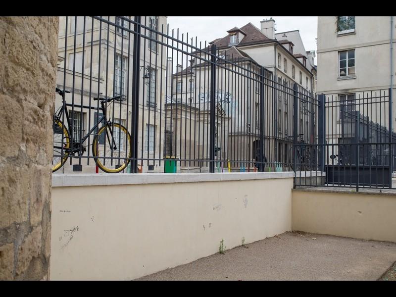 Charlemagne - Crédit Antoine Polez Mairie de Paris