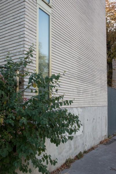 Collège Varese - Crédit Antoine Polez Mairie de Paris