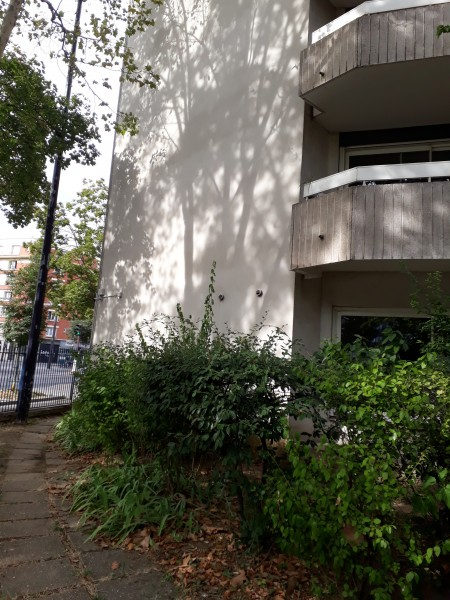 Caserne Kellermann, mur 2 - Annie Marochin, Ville de Paris@