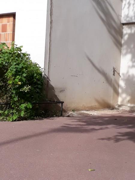 Caserne Kellermann, mur 5 - Annie Marochin, Ville de Paris@