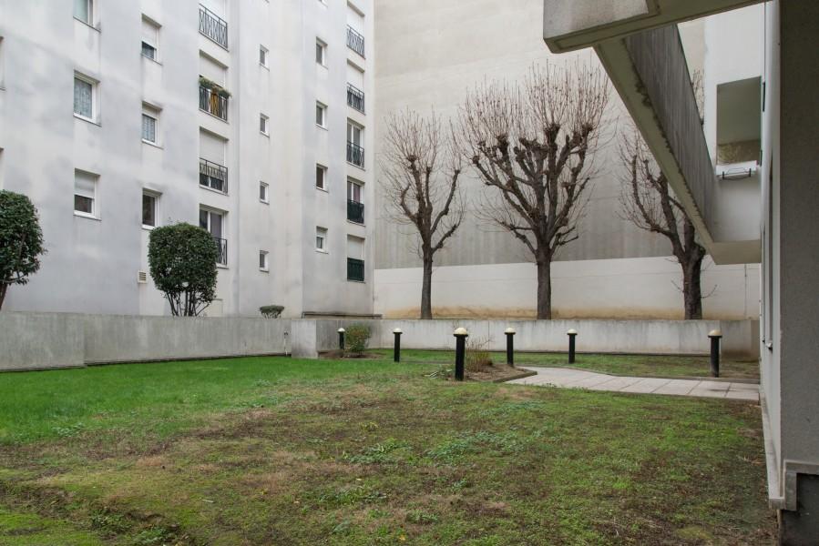 Résidence Alésia. Source : Mairie de Paris Antoine Polez®
