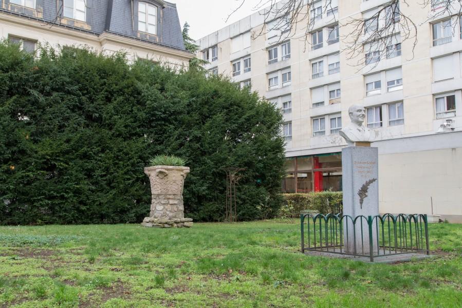 Résidence Les Ternes. Source : Mairie de Paris Antoine Polez®