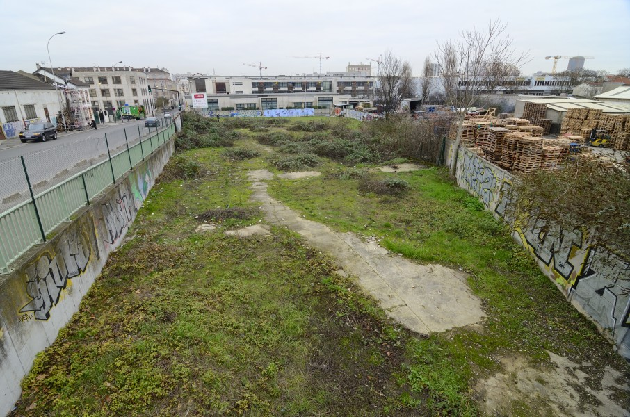 Landy-Canal. Source : Mairie de Paris Antoine Polez®
