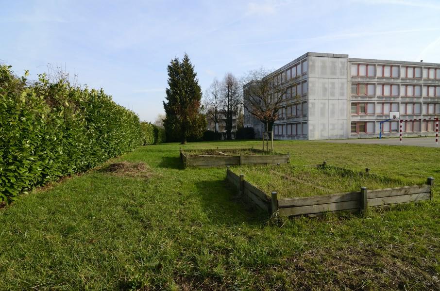 Collège Politzer. Source : Mairie de Paris Antoine Polez®