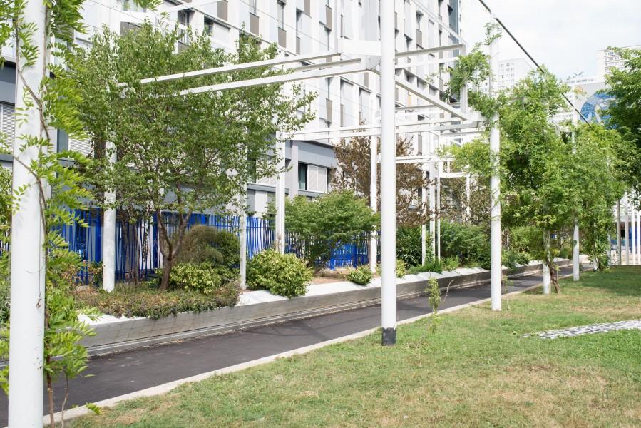 Bientôt les sites de l'AAP Houblon 2 dévoilés sur parisculteurs.com ©Deve/Ville de Paris