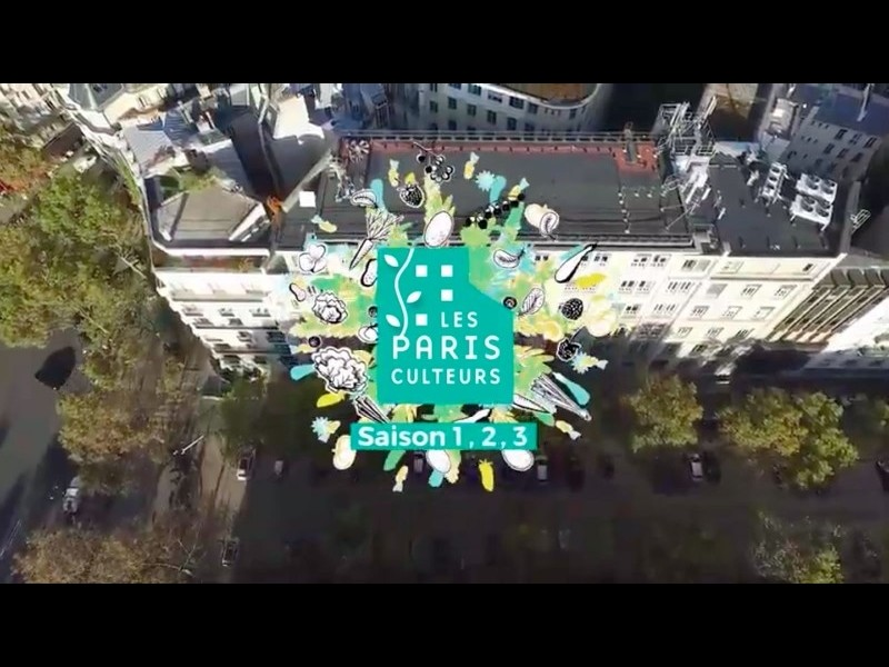 Parisculteurs seasons 1, 2, and 3