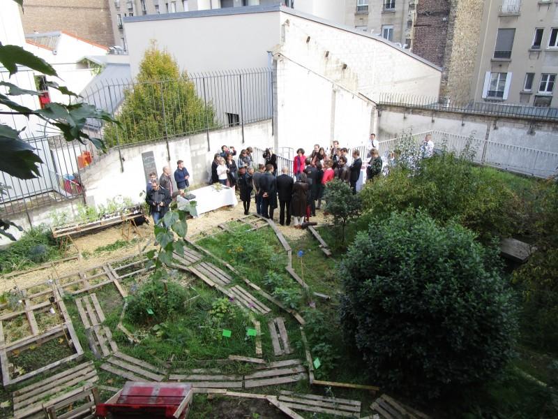 Projet lauréat : La pépinière des lucioles. Source : Mairie de Pariss