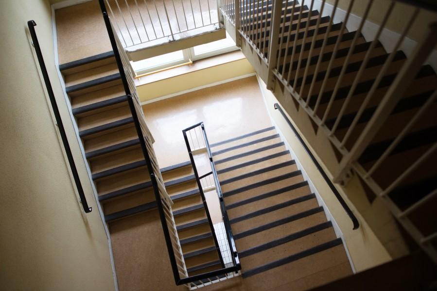 Conservatoire Georges Bizet. Détail accès. Source : Mairie de Paris Christophe Noel ©