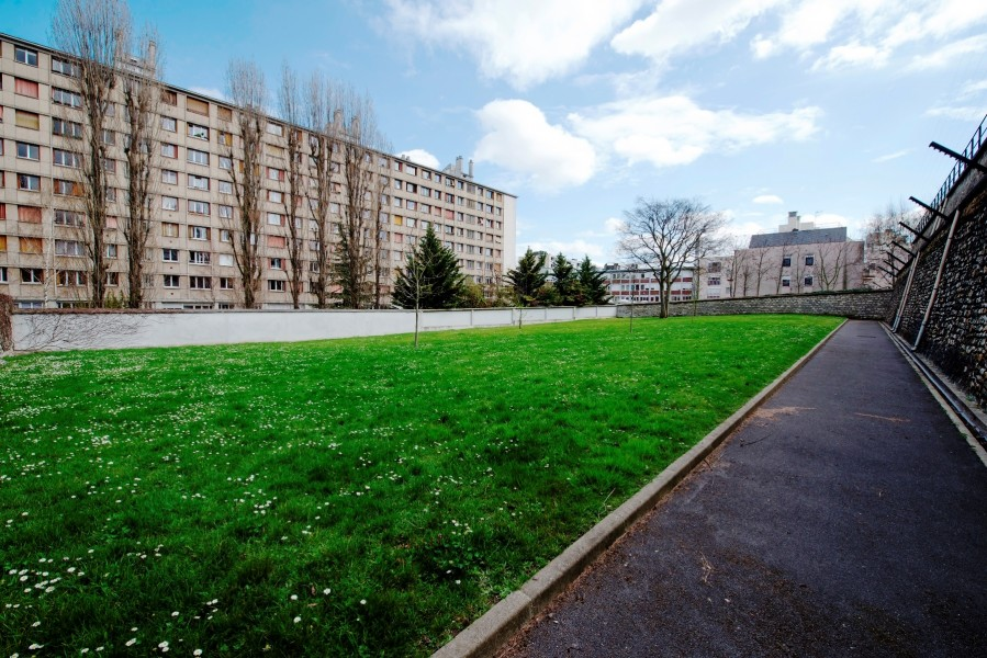 Réservoir de Belleville. Source : Mairie de Paris Jean-Pierre Viguié ©