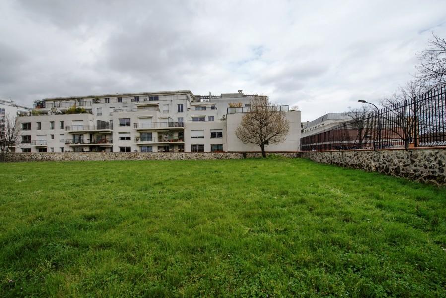 Réservoir de Charonne. Source : Mairie de Paris Jean-Pierre Viguié ©