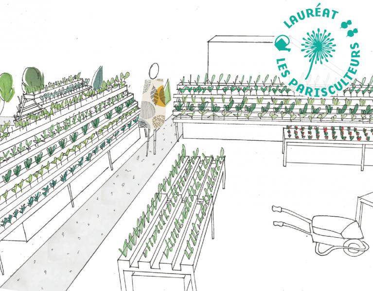 Projet lauréat : La ferme Duperré