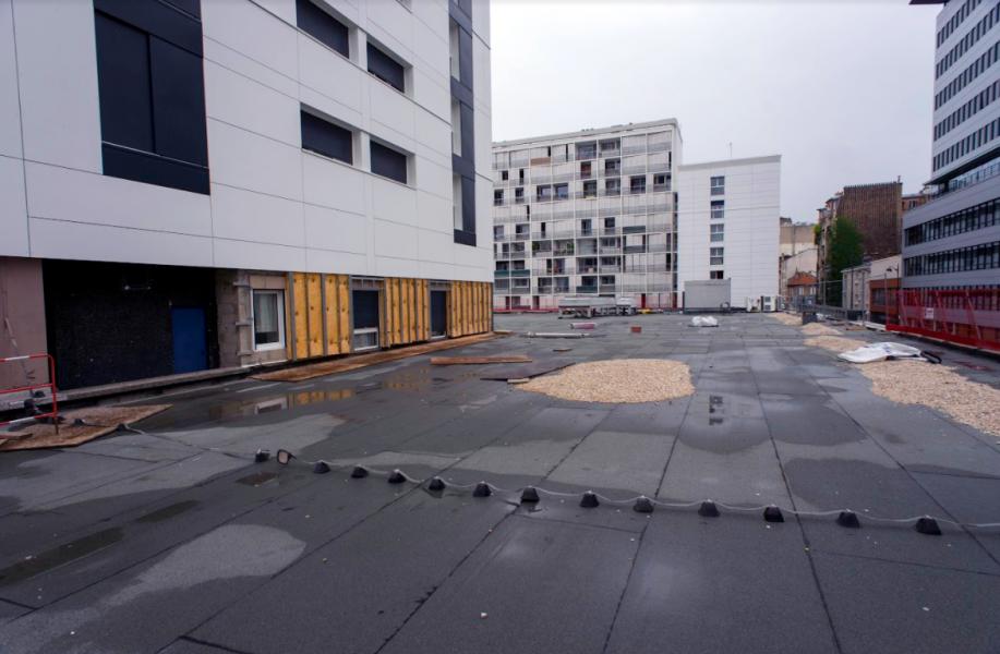 Site Daviel. Source : Mairie de Paris Jean-Pierre Viguié®
