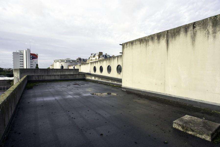Collège Germaine Tillion. Source : Mairie de Paris - Jean-Pierre Viguié®