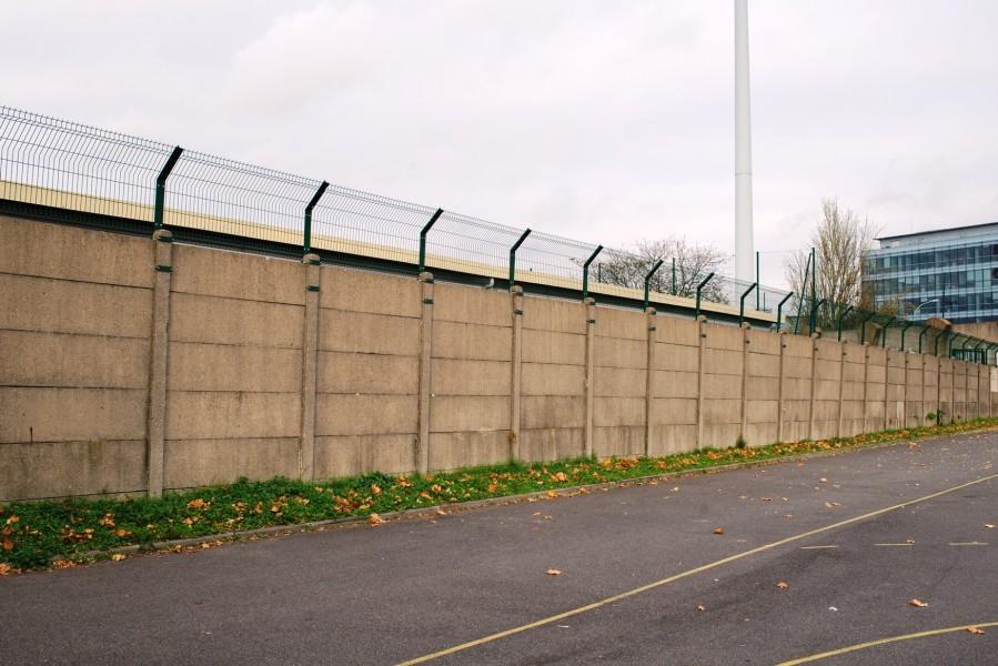 Mur 2 Centre sportif Dejerine. Source : Mairie de Paris Jean-Pierre Viguié®