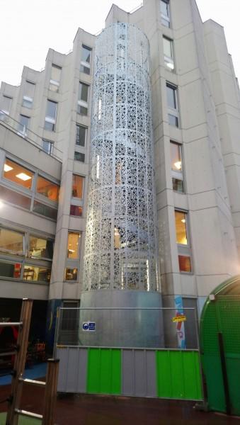 Ecoles Faidherbe - Saint-Bernard. Source : Mairie de Paris Antoine Polez®