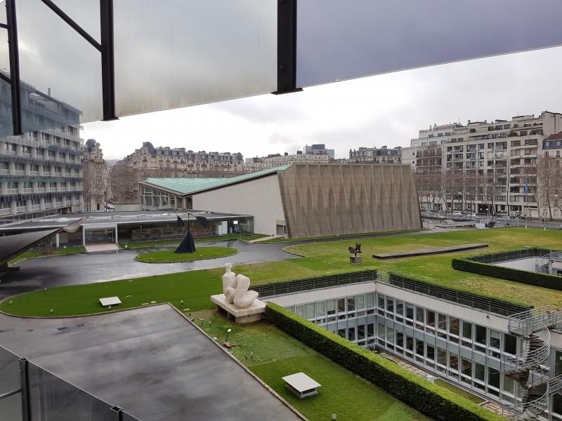 Place de Fontenoy, zone 2. Crédit @UNESCO